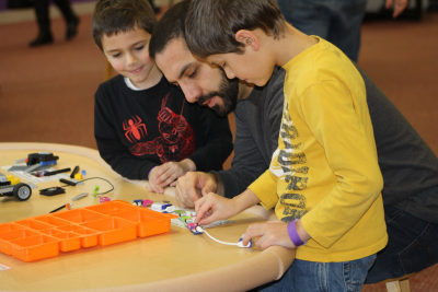 Family activities science