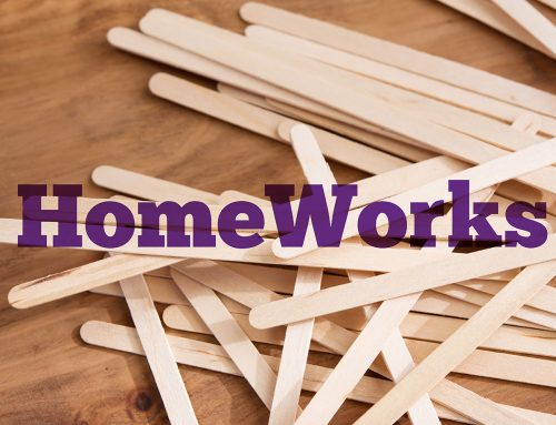 Homeworks: Try This At-Home Activity, That Messy Brain