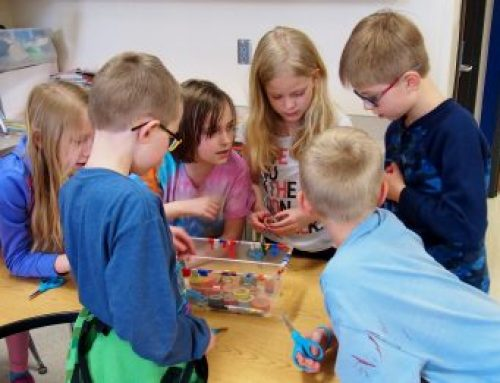 The Works Brings STEM Workshops to the Classroom