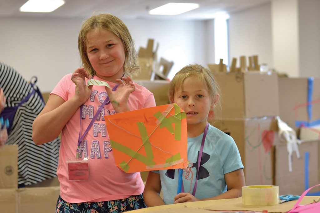 Summer science camp twin cities