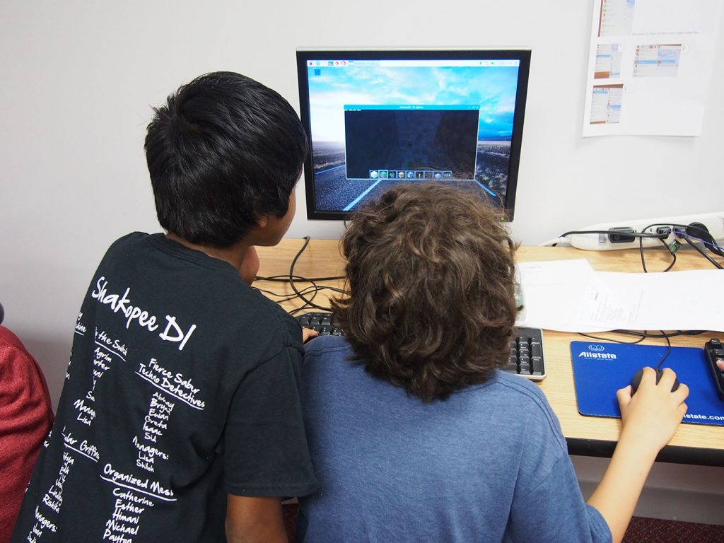 Coding summer camps Twin Cities minnesota