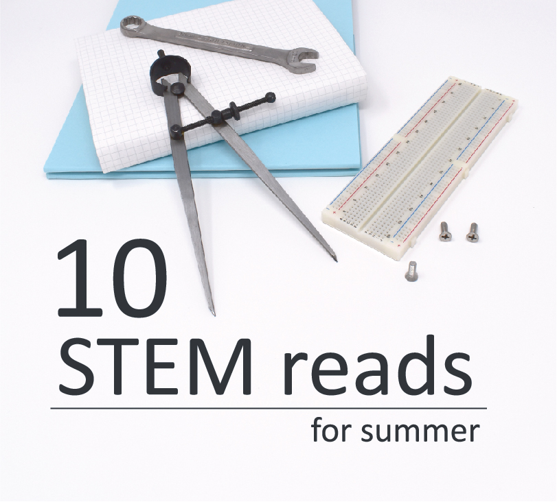 10 STEM books for kids