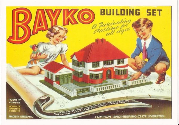 Talk, what vintage building sets what necessary