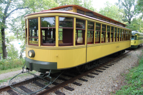 Trolley rides twin cities