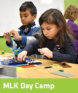 MLK Day Camps for Kids