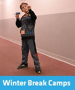 Winter Break STEM Camps for kids